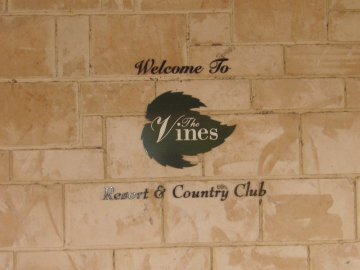 The Vines Golf Club, West-Australien