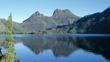 Cradle Mountain, Tasmanien