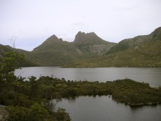 Dove Lake Tasmanien