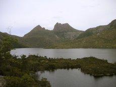 Dove Lake Tasmanien