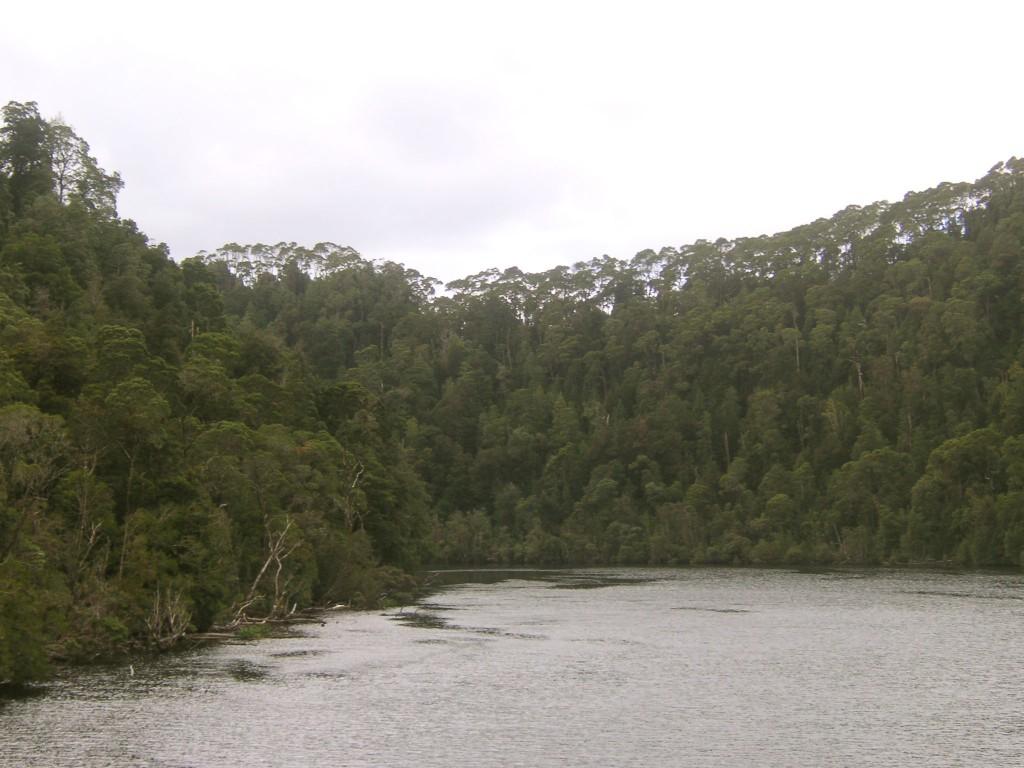Gordon River, Tasmanien, Australien