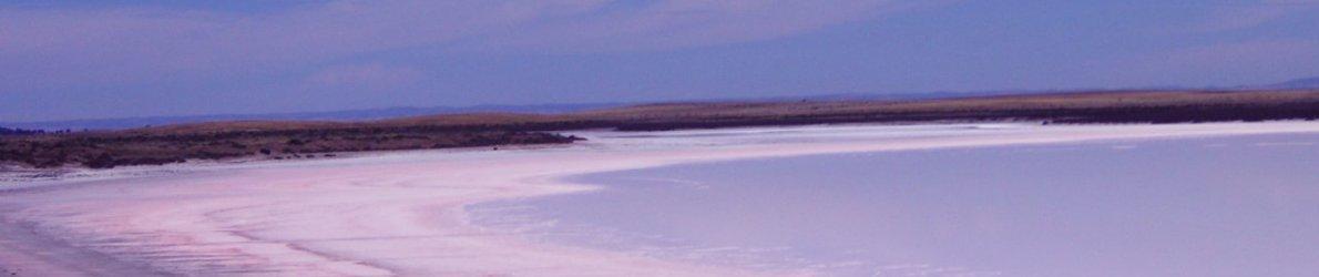 Pink Lake, Süd-Australien