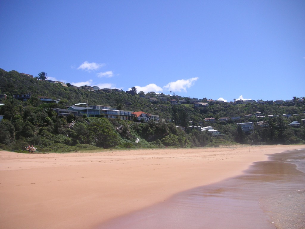 Whale Beach, Central Coast, Australien
