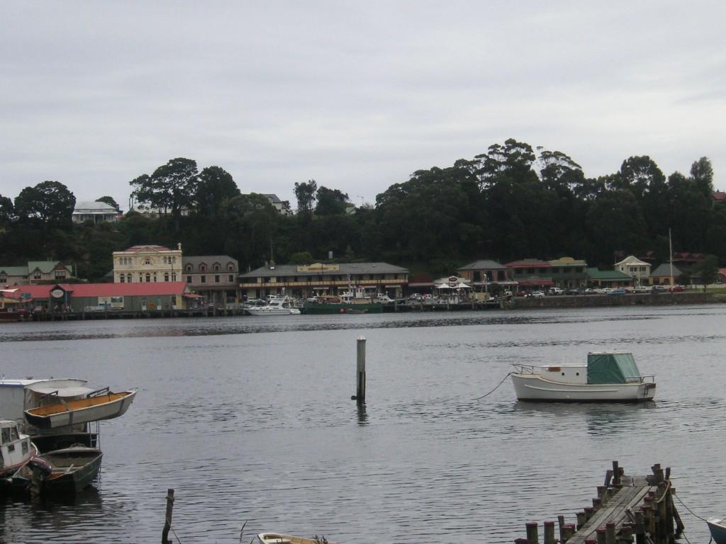 Strahan, Tasmanien, Australien