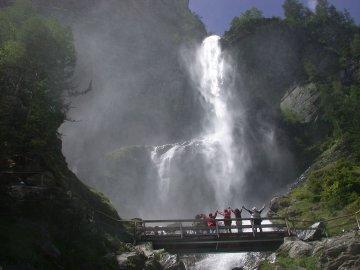 Jungfernsprung, Nationalpark Hohe Tauern, Österreich