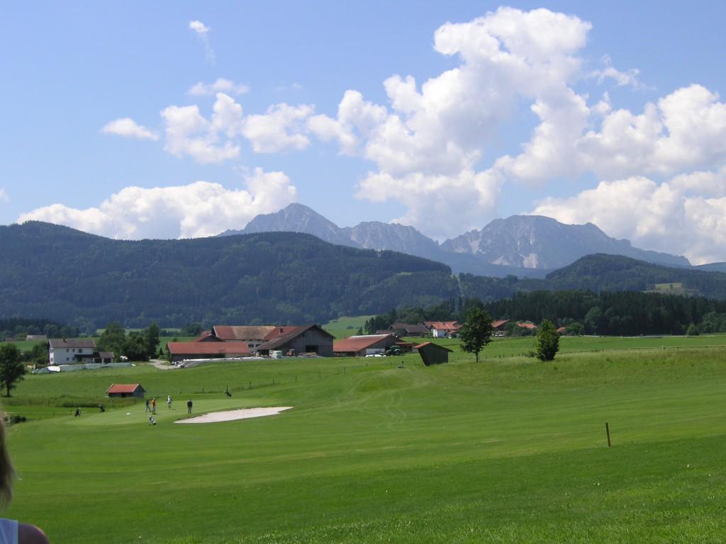 Golfplatz Bad Reichenhall