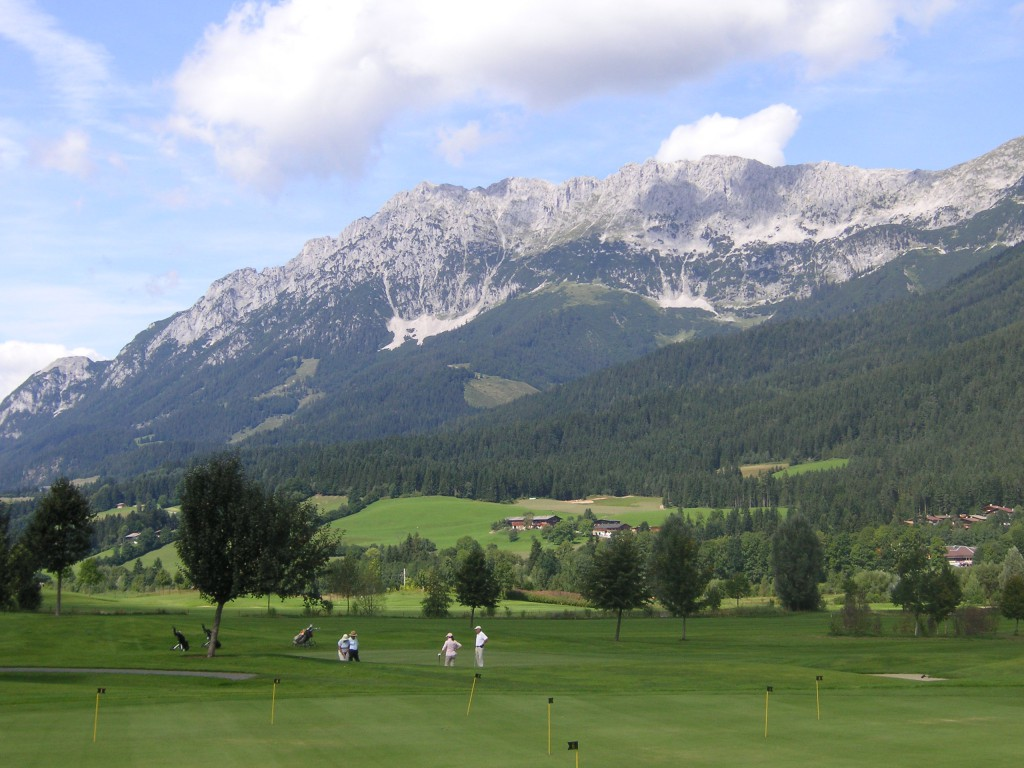 Golfclub Elmau, Kitzbühel, Österreich