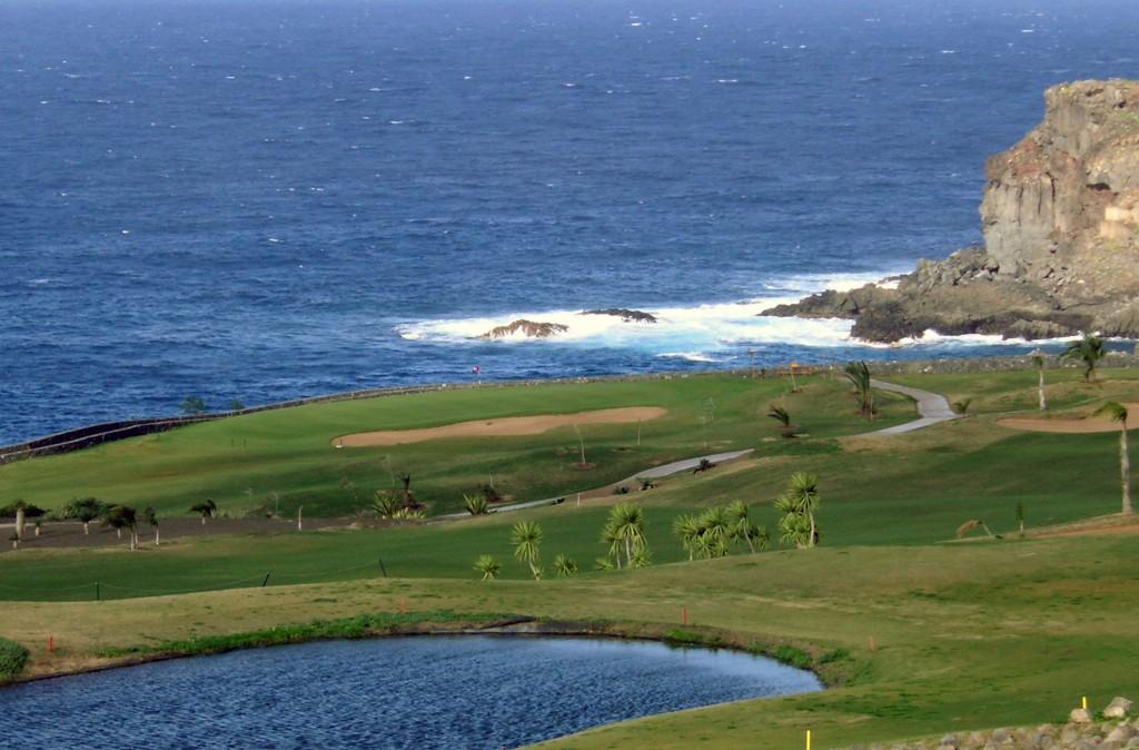 Golfplatz Teeriffa
