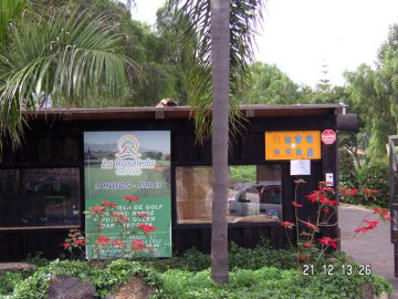 Golfclub La Rosaleda, Teneriffa