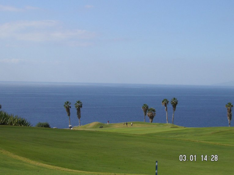Adeje Golfplatz Teneriffa