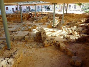 Canaia - Minoische Ausgrabung Vorpalastzeit