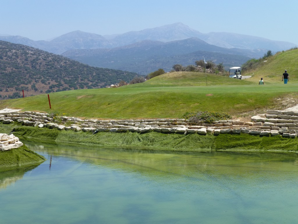 The Crete Golf Club, Kreta