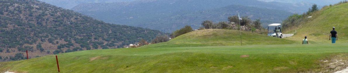 Golfplatz Kreta