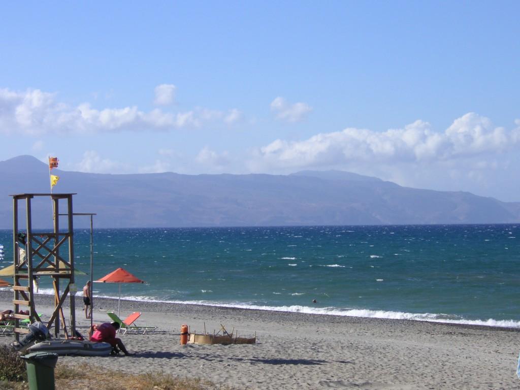 Caretta Beach, Kreta