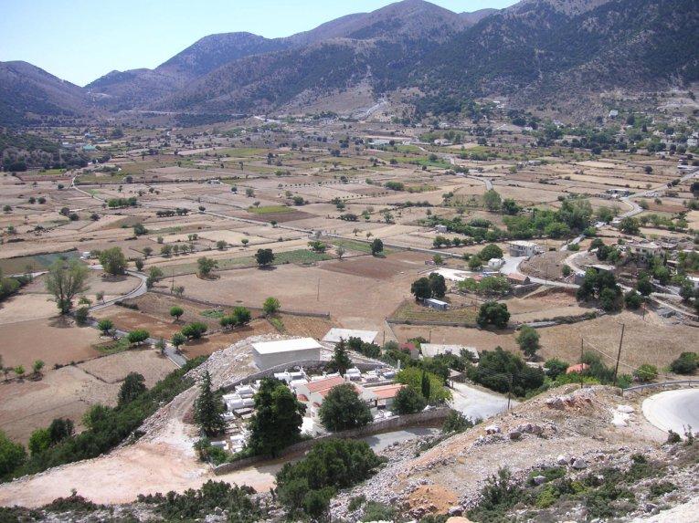 Askifou Hochebene, Kreta