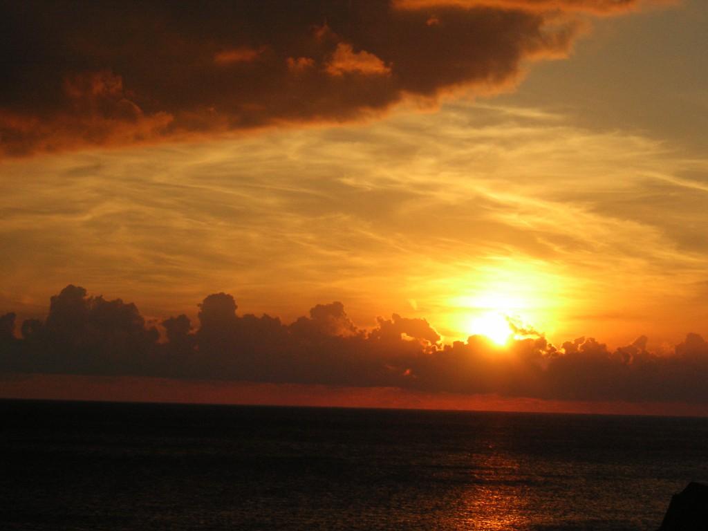 Kreta, Sonnenuntergang