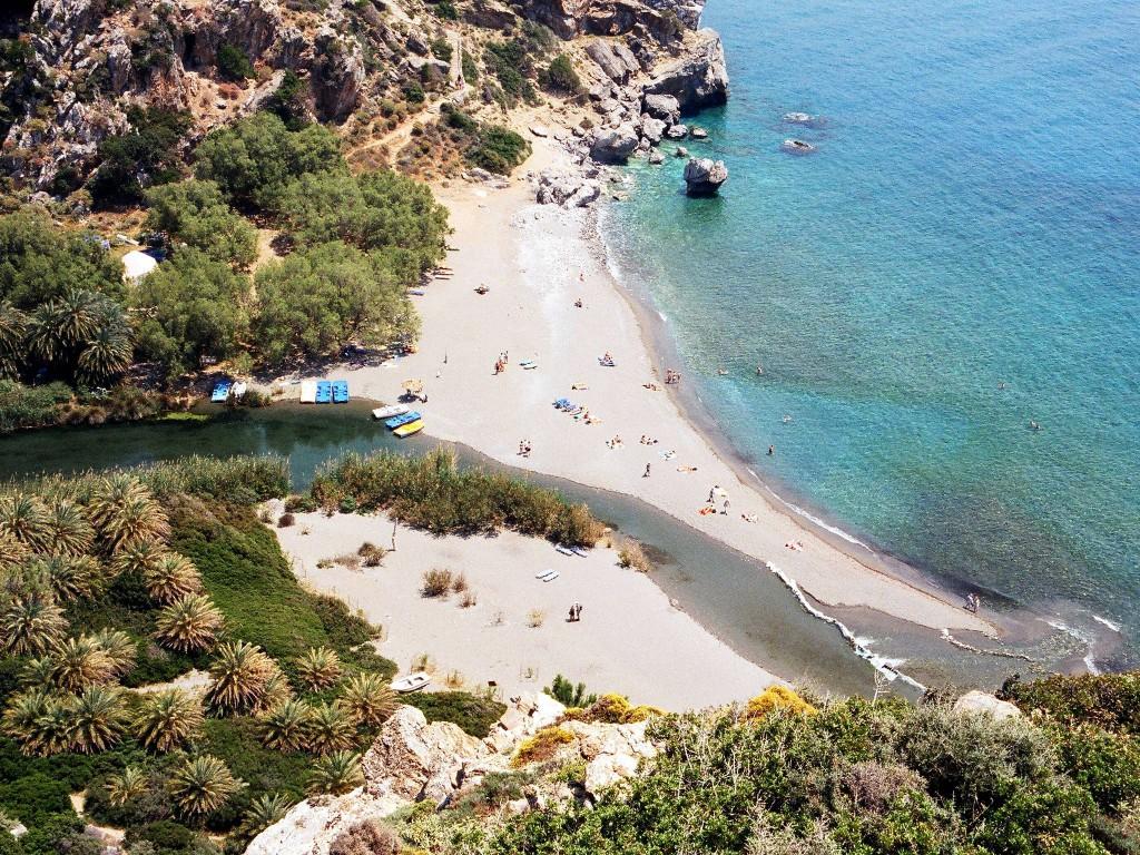 Preveli, Kreta