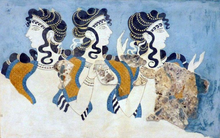 Archäologisches Museum in Heraklion, Kreta