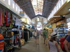 Kreta - Chania - Markthalle
