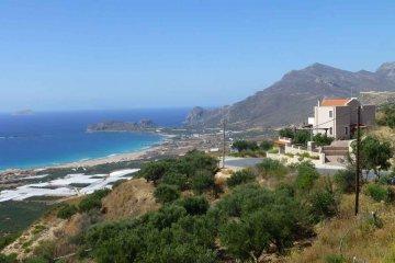 Kreta - Falasarna