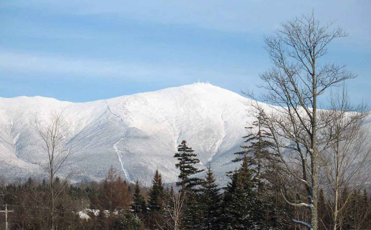 USA - New Hampshire - Mt. Washington