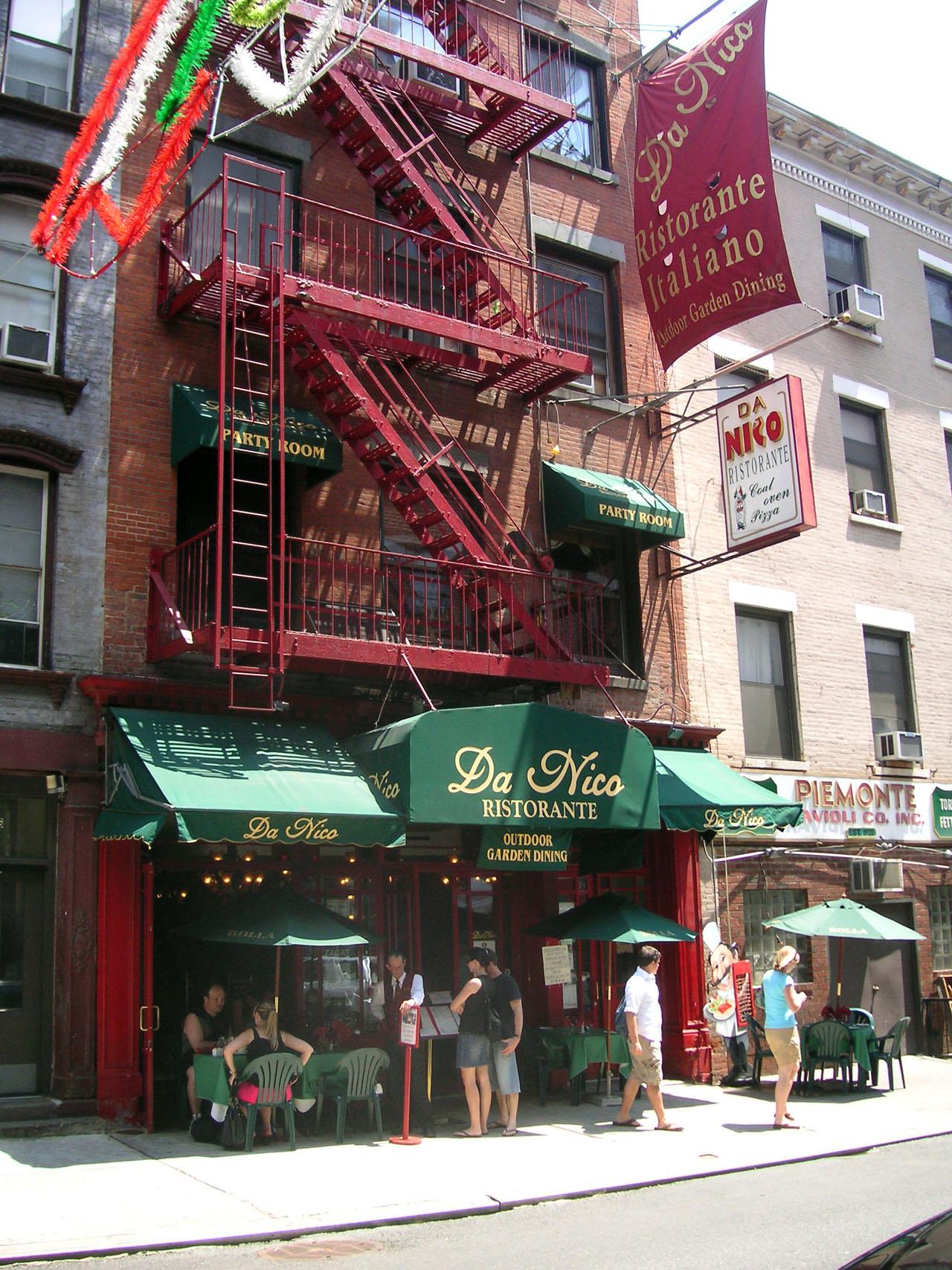 Golfreisen - New York City - Little Italy