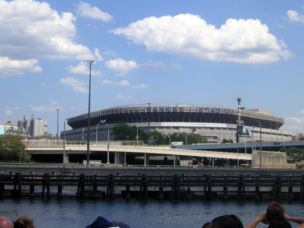 Yankee Stadion, Bronx, New York City
