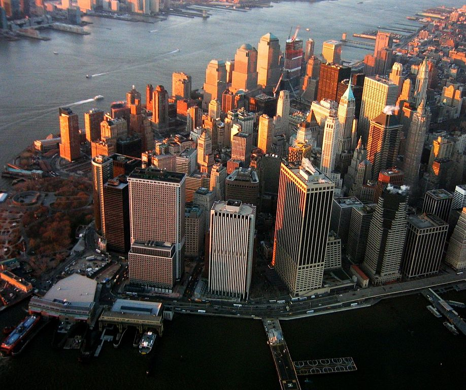 financial-district-new york