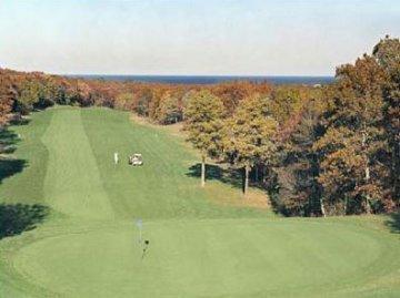 Golfplatz Sandwich USA