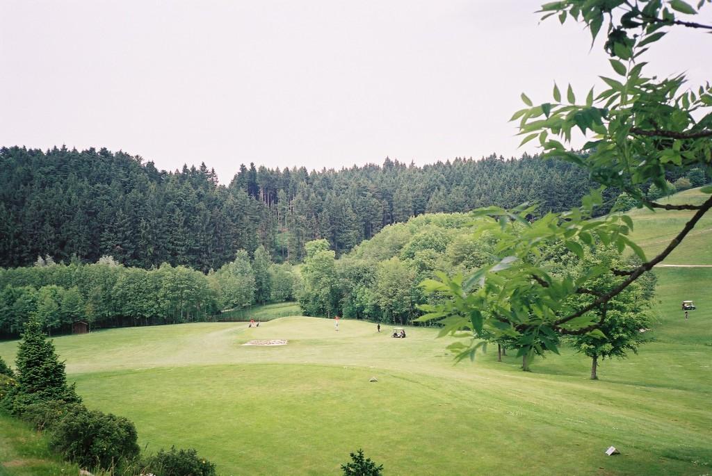 Golfclub Lederbach, Bad Griesbach, Bayern