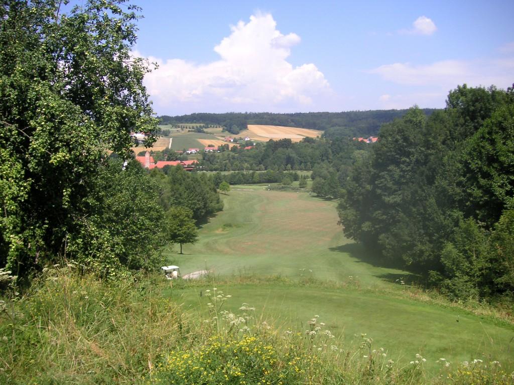 Golfplatz Uttlau, Bad Griesbach, Bayern