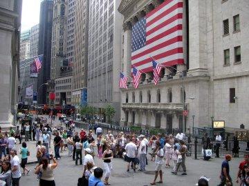 NYSE Wall Street, NYC