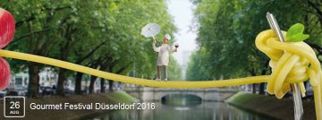 Gourmet Festival Düsseldorf 2016