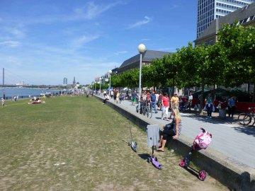 Düsseldorf Ufer