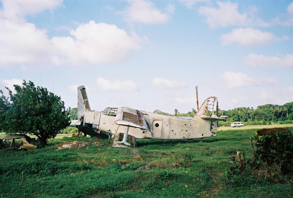 Flugzeug, Barbados, Karibik