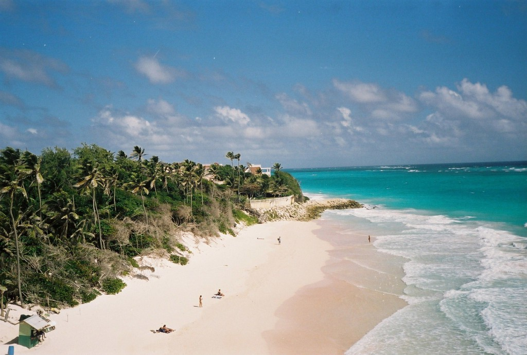 The Crane Beach, Barbados, Karibik