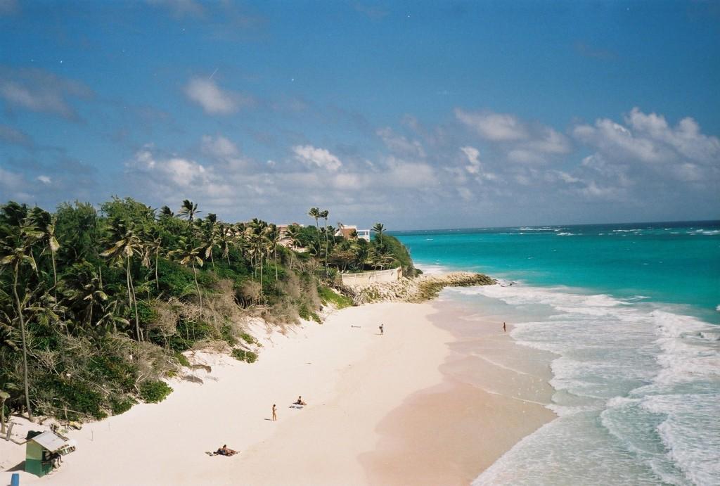The Crane Beach, Barbados, Karibik