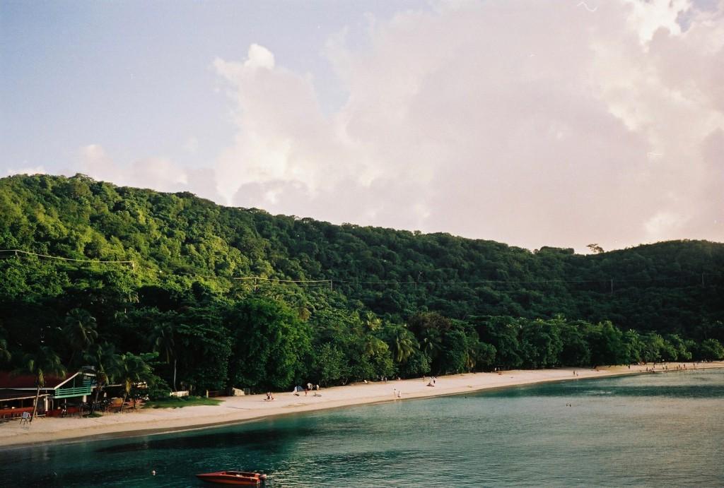 Mourne Rouge Beach, Grenada, Karibik