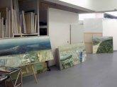 Peter Lindenberg: aus dem Atelier