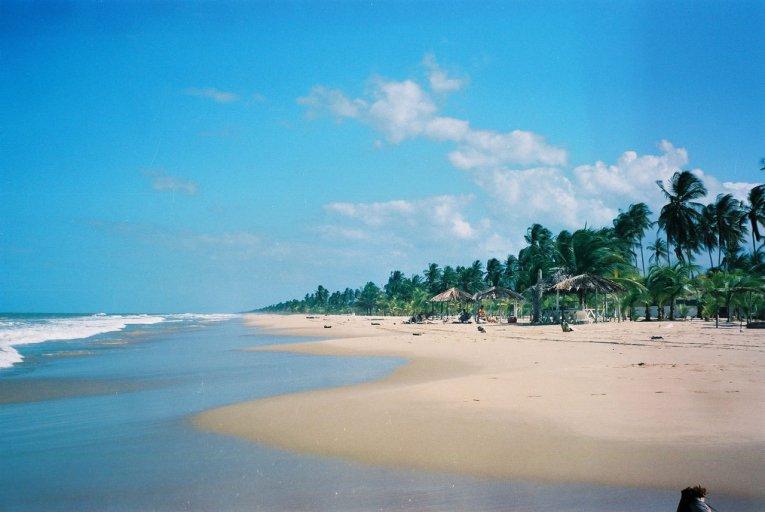 Karibik Strand Venezuela