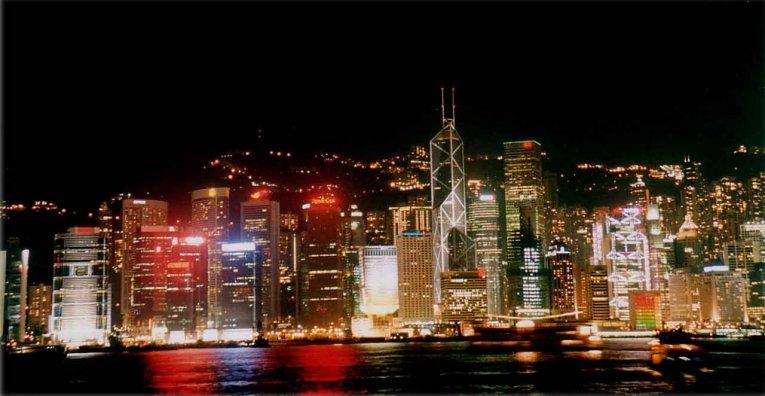 Hongkong - Victoria Harbour