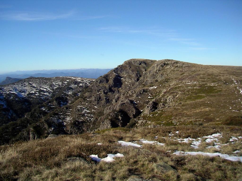Mount Howitt, Australien