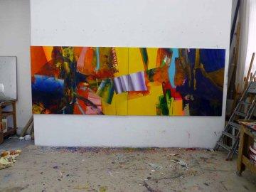 Bernard Lokai: aus dem Atelier