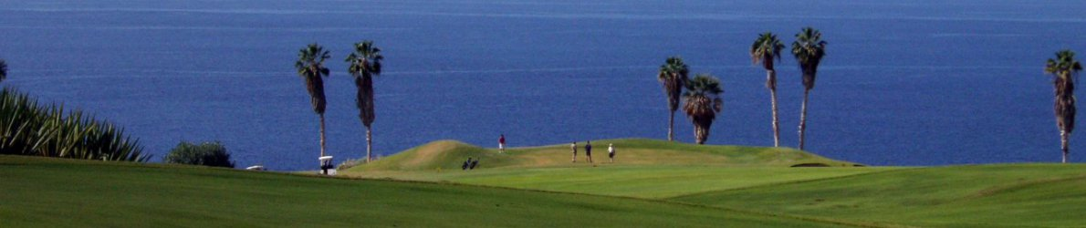 Golfplatz Adeje Teneriffa