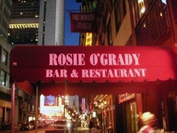 New York City, O'Grady