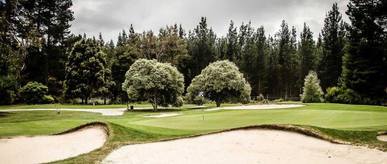 Royal Hobart Golf Club - Tasmanien