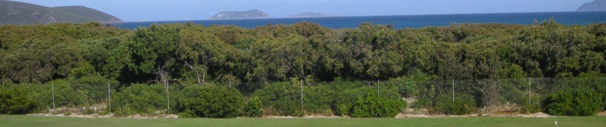 Bayside Golfclub, Albany, Australien