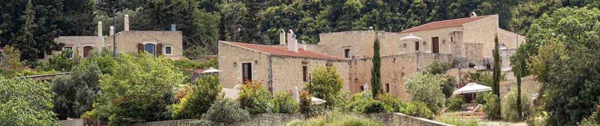 Kreta - Kapsaliana Village