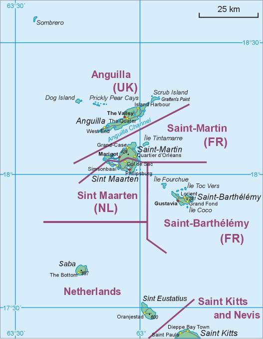 st-martin-map