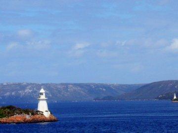 Strahan Tasmanien
